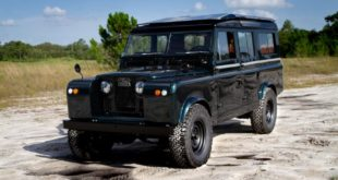 Project Harmony Land Rover Defender Series IIA Tuning V8 15 310x165 Soft Top Land Rover Defender 110 4x4 vom Tuner ECD