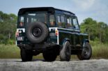 Project Harmony Land Rover Defender Series IIA Tuning V8 2 155x103 Project Harmony: ECD Series IIA Defender mit 430 PS V8