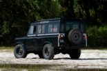 Project Harmony Land Rover Defender Series IIA Tuning V8 4 155x103 Project Harmony: ECD Series IIA Defender mit 430 PS V8