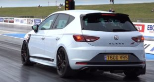 Seat Leon Cupra Tuning 310x165 Video: Time Attack Monster 1.500 HP Audi R8 Coupe