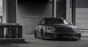 Simon Motorsport Audi RS4 B9 Z Performance Airride Tuning 1 310x165 Video: Dodge Demon vs. 1.400 PS Jotech Nissan GT R