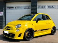 TVW Fiat 500 Abarth Yellow Race Edition 2019 Tuning 1 190x143 Perfekt   TVW Fiat 500 Abarth Yellow Race Edition 2019