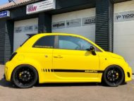 TVW Fiat 500 Abarth Yellow Race Edition 2019 Tuning 10 190x143 Perfekt   TVW Fiat 500 Abarth Yellow Race Edition 2019