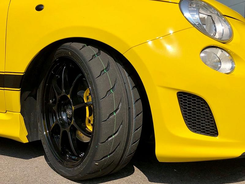 TVW Fiat 500 Abarth Yellow Race Edition 2019 Tuning 11 Perfekt   TVW Fiat 500 Abarth Yellow Race Edition 2019