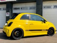 TVW Fiat 500 Abarth Yellow Race Edition 2019 Tuning 3 190x143 Perfekt   TVW Fiat 500 Abarth Yellow Race Edition 2019