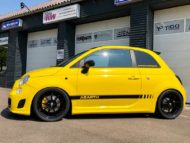 TVW Fiat 500 Abarth Yellow Race Edition 2019 Tuning 4 190x143 Perfekt   TVW Fiat 500 Abarth Yellow Race Edition 2019