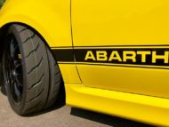 TVW Fiat 500 Abarth Yellow Race Edition 2019 Tuning 5 190x143 Perfekt   TVW Fiat 500 Abarth Yellow Race Edition 2019