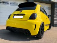 TVW Fiat 500 Abarth Yellow Race Edition 2019 Tuning 7 190x143 Perfekt   TVW Fiat 500 Abarth Yellow Race Edition 2019