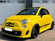 TVW Fiat 500 Abarth Yellow Race Edition 2019 Tuning 9 190x143 Perfekt   TVW Fiat 500 Abarth Yellow Race Edition 2019