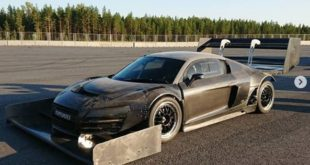 Time Attack Monster 1.500 HP Audi R8 Coupe 310x165 Video: Toyota Supra mit Akrapovič Sportauspuffanlage