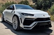 V2 1016 Industries Widebody Kit Brixton Wheels Tuning Lamborghini Urus 5 1 190x124 V2 1016 Industries Widebody Kit am Lamborghini Urus