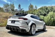 V2 1016 Industries Widebody Kit Brixton Wheels Tuning Lamborghini Urus 6 1 190x127 V2 1016 Industries Widebody Kit am Lamborghini Urus