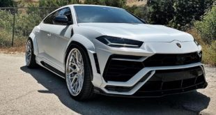 V2 1016 Industries Widebody Kit Brixton Wheels Tuning Lamborghini Urus 7 1 310x165 Video: 1971 Pontiac Trans Am mit Allrad und +600 PS