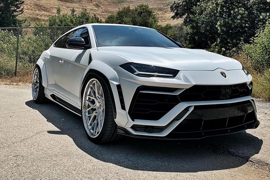 V2 1016 Industries Widebody Kit Brixton Wheels Tuning Lamborghini Urus 7 1 V2 1016 Industries Widebody Kit am Lamborghini Urus
