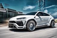 V2 1016 Industries Widebody Kit Brixton Wheels Tuning Lamborghini Urus 8 1 190x127 V2 1016 Industries Widebody Kit am Lamborghini Urus