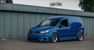 VW Caddy R360 Airride Widebody Tuning 26 310x165 Video: Toyota Supra mit Akrapovič Sportauspuffanlage