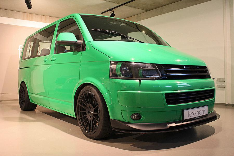 VW T5 TH2 RS CUP Tuning TH Automobile 8 647 PS   VW T5 TH2RS CUP vom Tuner TH Automobile