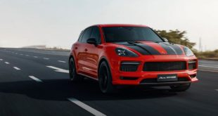 Widebody ASPEC PPP450R Porsche Cayenne PO536 Tuning 8 310x165 GP Concept Optik: PMN290R Aspec Widebody Mini Cooper