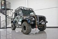007 Spectre Defender Urban Automotive 007 Tuning 13 190x127 007 Spectre inspirierter Defender von Urban Automotive