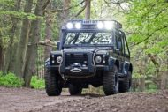 007 Spectre Defender Urban Automotive 007 Tuning 14 190x127 007 Spectre inspirierter Defender von Urban Automotive