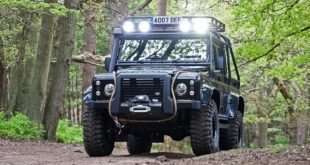 007 Spectre Defender Urban Automotive 007 Tuning 14 310x165 007 Spectre inspirierter Defender von Urban Automotive