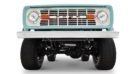 1970 Ford Bronco Gen1. Restomodo V8 Jupiter Blue Tuning 15 135x74 Babyblau   1970 Ford Bronco Gen1. mit 5.0 V8 Power