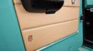 1970 Ford Bronco Gen1. Restomodo V8 Jupiter Blue Tuning 19 135x74 Babyblau   1970 Ford Bronco Gen1. mit 5.0 V8 Power