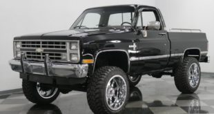 1987 Chevrolet K10 Silverado Restomod Tuning 7 310x165 David Brown Automotive 2020 Oselli Edition Mini Remastered