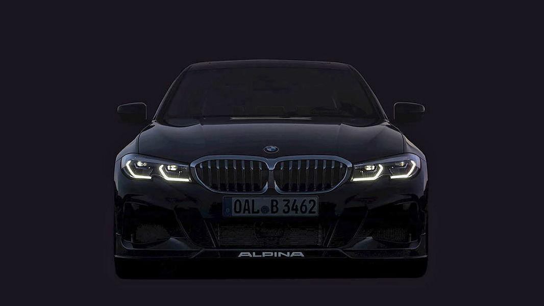 2019 Alpina B3 Touring D3 Tuning Teaser: M3 Touring Alternative   der Alpina B3 Touring
