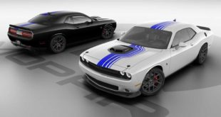 2019 Dodge Challenger RT Scat Pack Mopar Parts Limited Edition Tuning 2 310x165 Mopar 1968er Dodge D200 Pickup als Lowliner Restomod