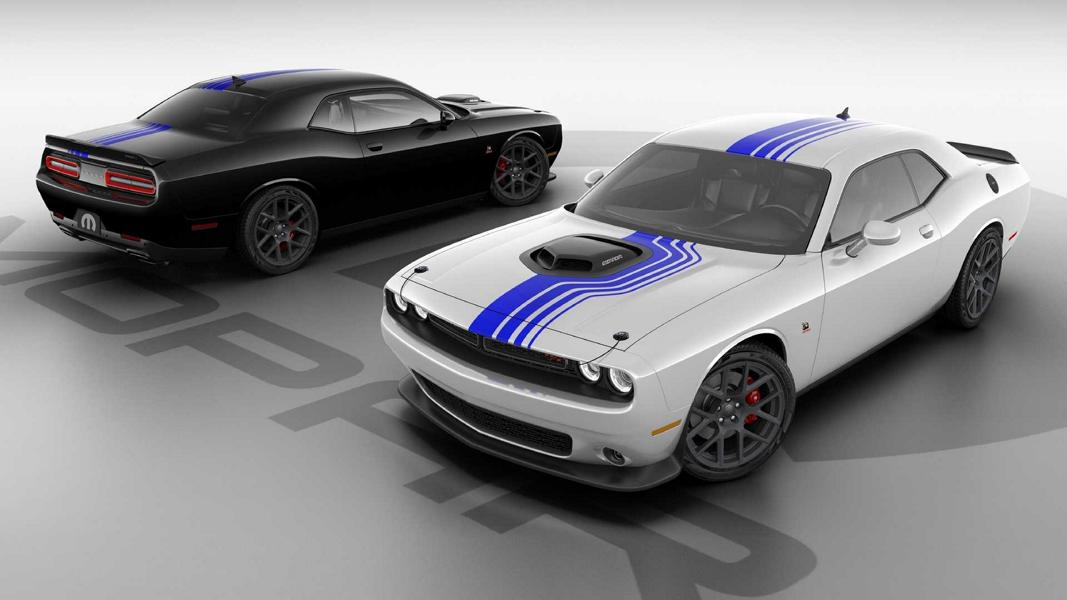2019 Dodge Challenger R / T Scat Pack with Mopar Parts
