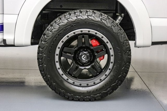 2019 FORD F 150 LM650 35 Zoll Tuning 16 2019 FORD F 150 LM650 auf 35 Zoll Offroad Schlappen