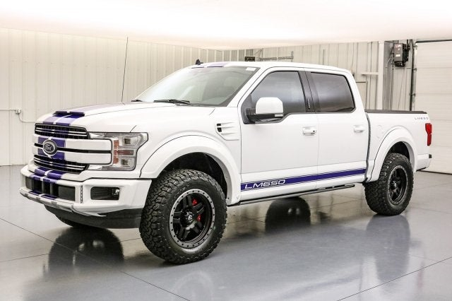 2019 FORD F 150 LM650 35 Zoll Tuning 28 2019 FORD F 150 LM650 auf 35 Zoll Offroad Schlappen