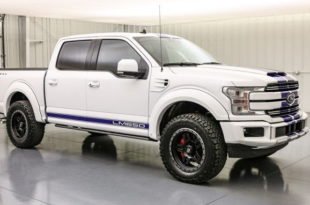 2019 FORD F 150 LM650 35 Zoll Tuning 310x205 2019 FORD F 150 LM650 auf 35 Zoll Offroad Schlappen
