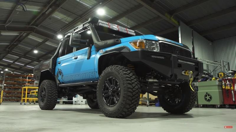 2019 LC79 Toyota Landcruiser PCOR Supertourer Tuning 6 Video: 2019 LC79 Toyota Landcruiser   PCOR Supertourer