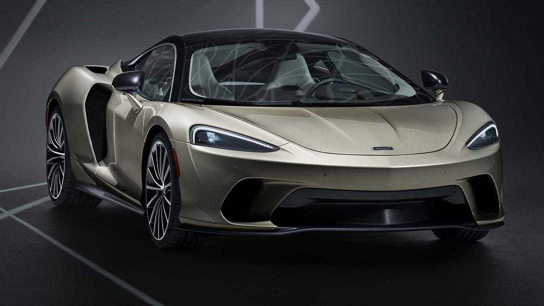 2019 McLaren GT Tuning MSO Pebble Beach 4 Pebble Beach 2019   McLaren GT vom Haustuner MSO