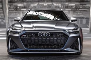2020 Audi RS6 Avant C8 4K Tuning Header V8 310x205 Nummer 4: 2020 Audi RS6 Avant (C8) mit 600 PS & 800 NM