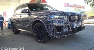 2020 BMW X5 M G05 Erlkoenig am N%C3%BCrburgring 310x165 Video: 2019 LC79 Toyota Landcruiser   PCOR Supertourer