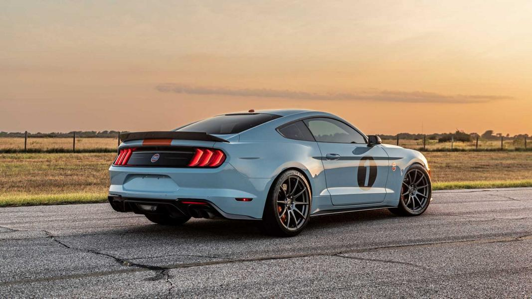 2020 Ford Mustang GT Gulf Heritage Edition Tuning 12 2020 Ford Mustang GT als limitierte Gulf Heritage Edition