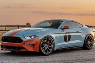 2020 Ford Mustang GT Gulf Heritage Edition Tuning 28 310x205 2020 Ford Mustang GT als limitierte Gulf Heritage Edition