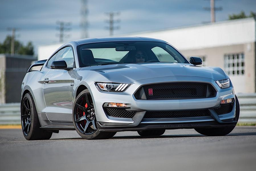2020 Ford Mustang Shelby GT350R GT500 Parts 7 Update: GT500 Teile am 2020 Ford Mustang Shelby GT350R