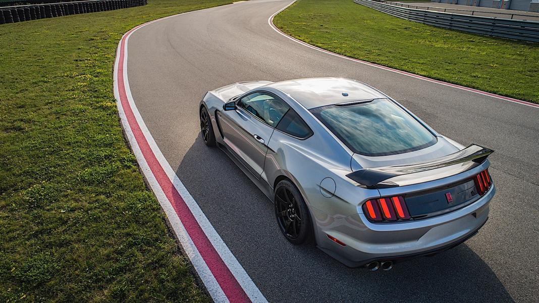 2020 Ford Mustang Shelby GT350R GT500 Parts 8 Update: GT500 Teile am 2020 Ford Mustang Shelby GT350R