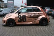 320 PS Fiat Abarth 595C Widebody Tuning 5 190x127 Extremer Umbau   320 PS Fiat Abarth 595C Widebody
