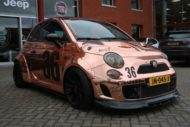 320 PS Fiat Abarth 595C Widebody Tuning 6 190x127 Extremer Umbau   320 PS Fiat Abarth 595C Widebody
