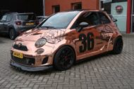 320 PS Fiat Abarth 595C Widebody Tuning 7 190x127 Extremer Umbau   320 PS Fiat Abarth 595C Widebody