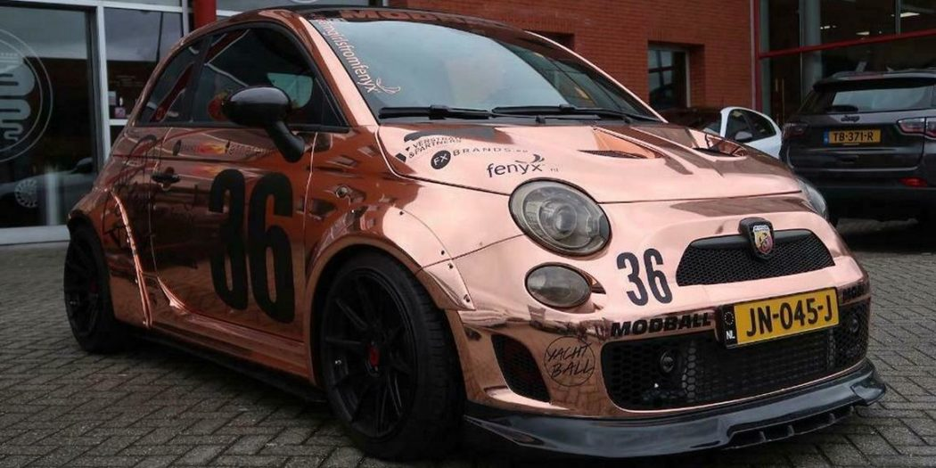 320 PS Fiat Abarth 595C Widebody Tuning Header 1050x525 Extremer Umbau 320 PS Fiat Abarth 595C Widebody