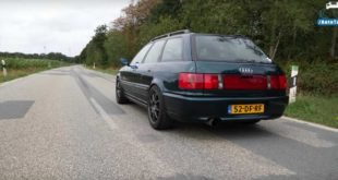 AUDI S2 Tuning 310x165 Video: Mercedes CLS Shooting Brake auf DeVille Felgen