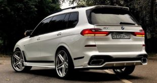 BMW X7 G07 Bodykit PARADIGM Tuning 2019 310x165 Video: Litchfield Alpine A110 vs. Supra,TT RS und Cayman GT