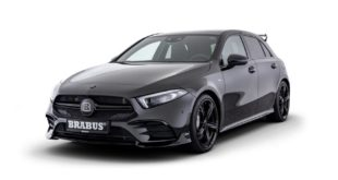 BRABUS W177 Mercedes AMG A 35 4Matic Tuning 1 310x165 BRABUS High Performance Mercedes AMG A 35 4Matic