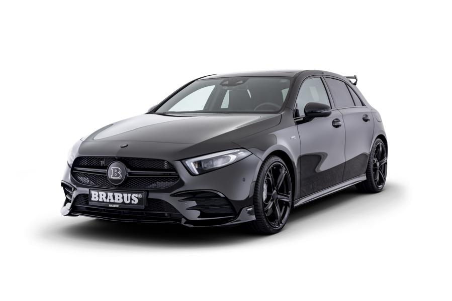 BRABUS W177 Mercedes AMG A 35 4Matic Tuning 1 BRABUS High Performance Mercedes AMG A 35 4Matic